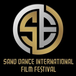 Logo of Sand Dance International Film Festival