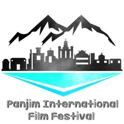 Logo of Panjim International Film Festival