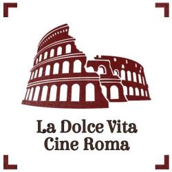 Logo of La Dolce Vita Cine Roma