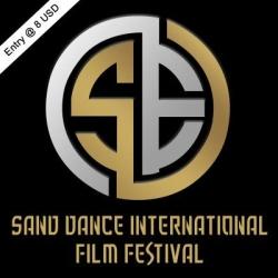 Logo of Sand Dance International Film Festival