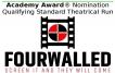 Academy Award® Nomination Qualifying Standard Theatrical Run