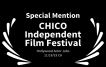 Special Mention ~ Chico Independent Film Festival