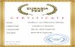 Certificates and Laurels