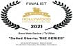 Finalist - Hollywood International Golden Age Film Festival 2021