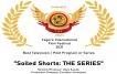 Winner - Best TV/Pilot Program or Series - Tagore International Film Festival 2021