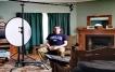 Ferg being interviewed