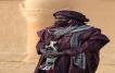 Tuareg with Cross of the Tuareg