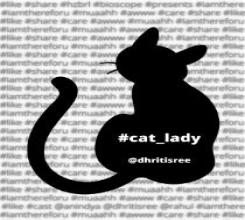 Cat Underscore Lady