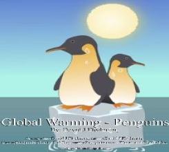 Global Warming - Penguins
