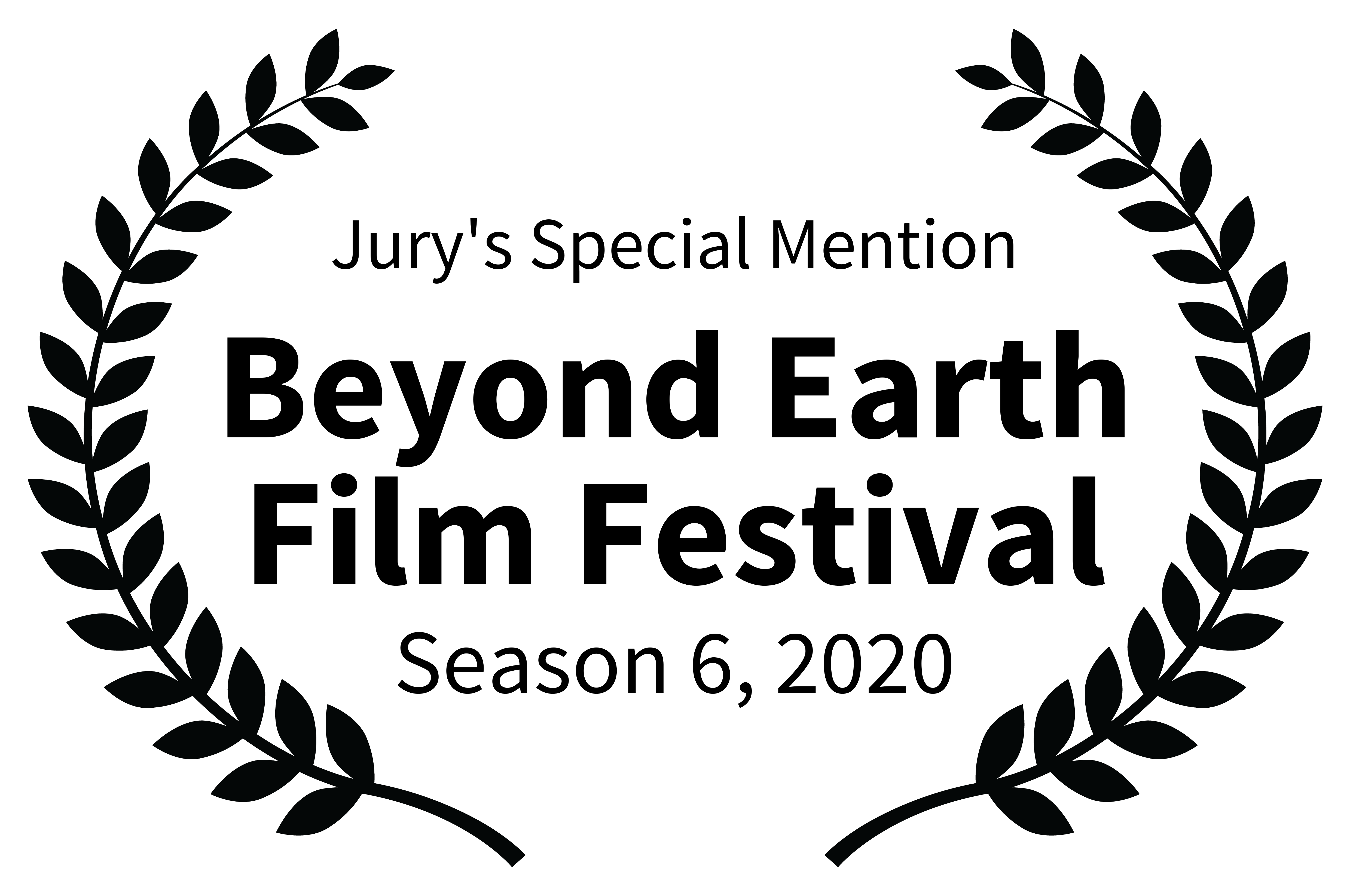 Beyond the Earth Film Festival - Jury's Special Mention