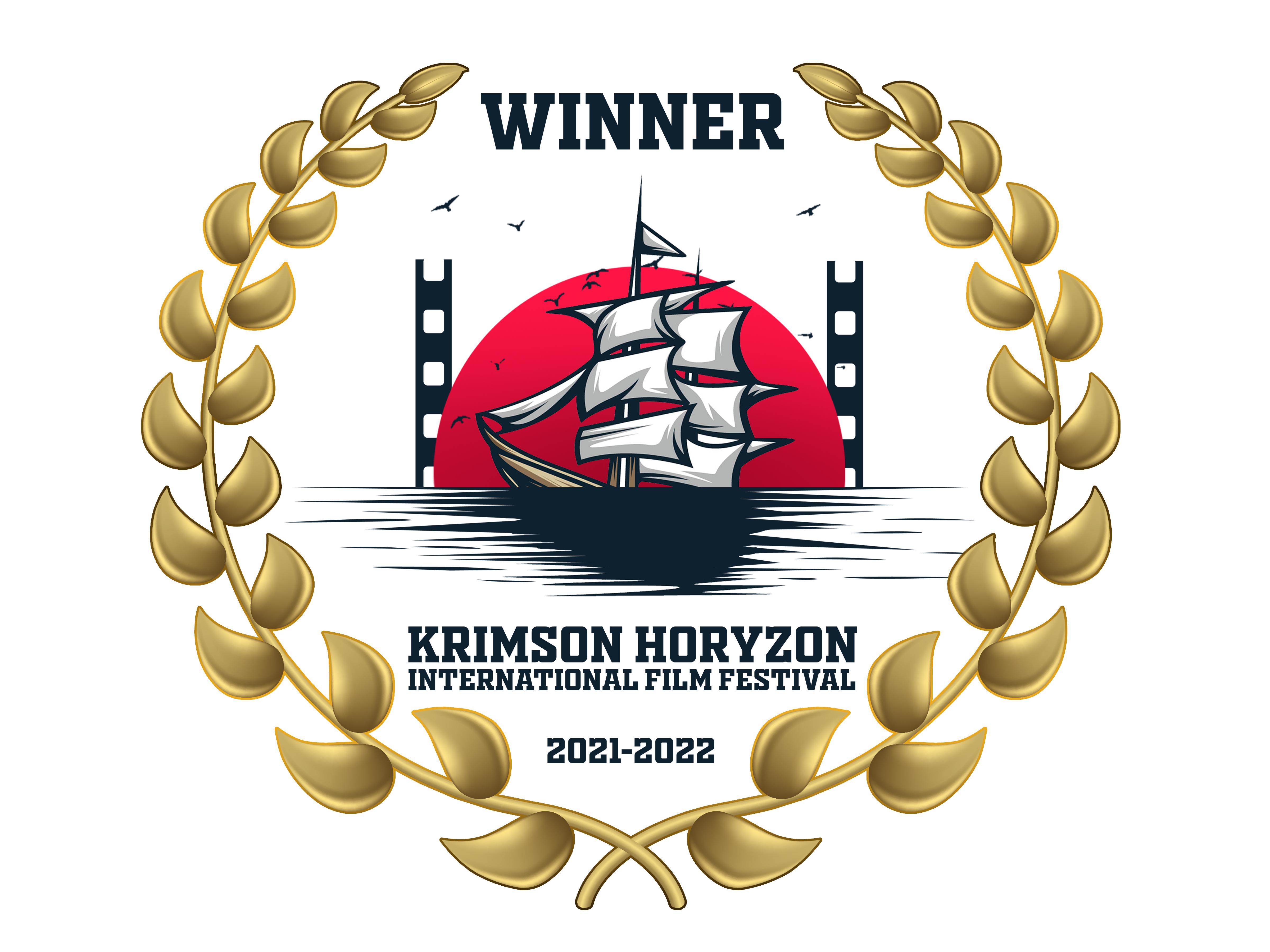 KrimsonHoryzenIntlFilmFestival - Best Short Film
