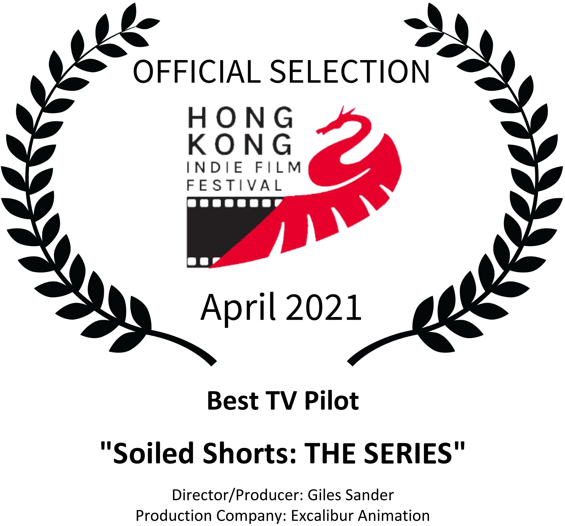 Official Selection - Hong Kong Indie Film Festival April 2021