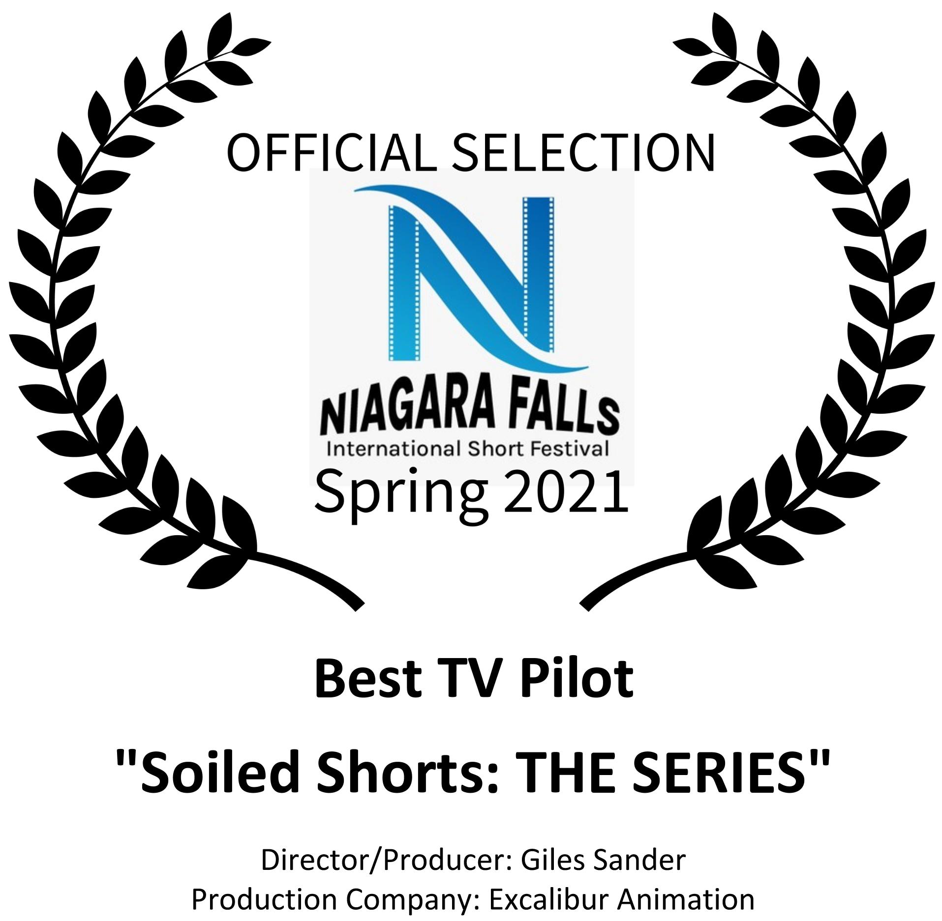 Official Selection - Niagara Falls International Short Festival 2021