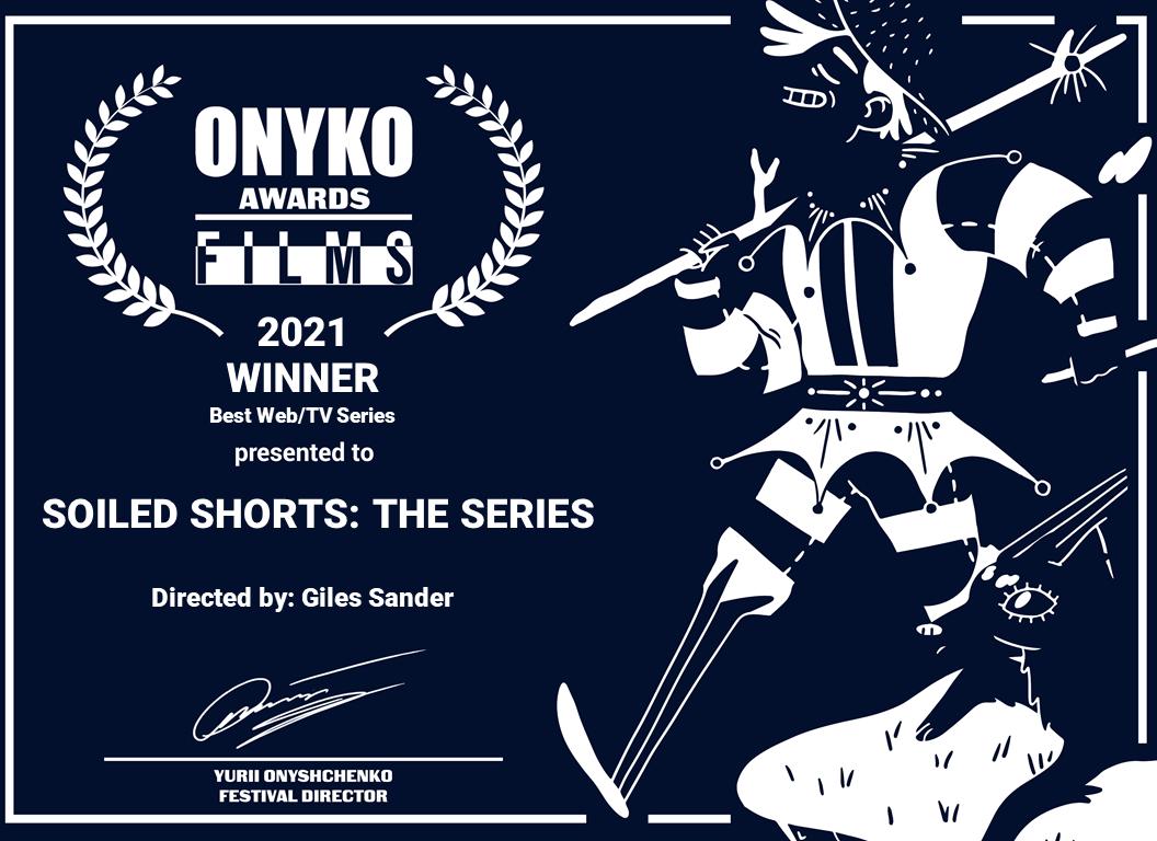 Winner - Onyko Awards Films 2021 for Best Web/TV Series
