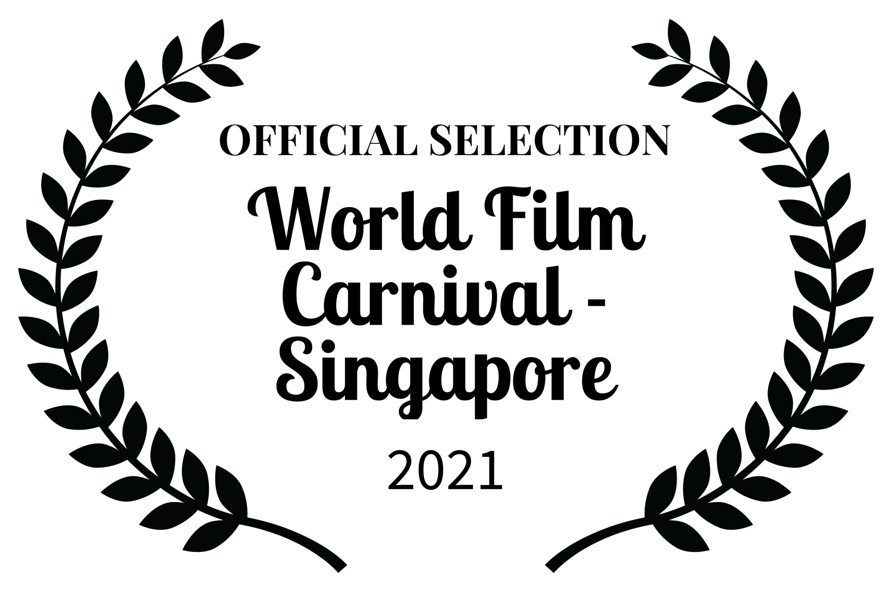 WORLD FILM CARNIVAL SINGAPORE OFFICAL SELECTION