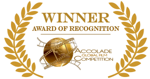 Accolade Global Competition ~ Award of Recognition