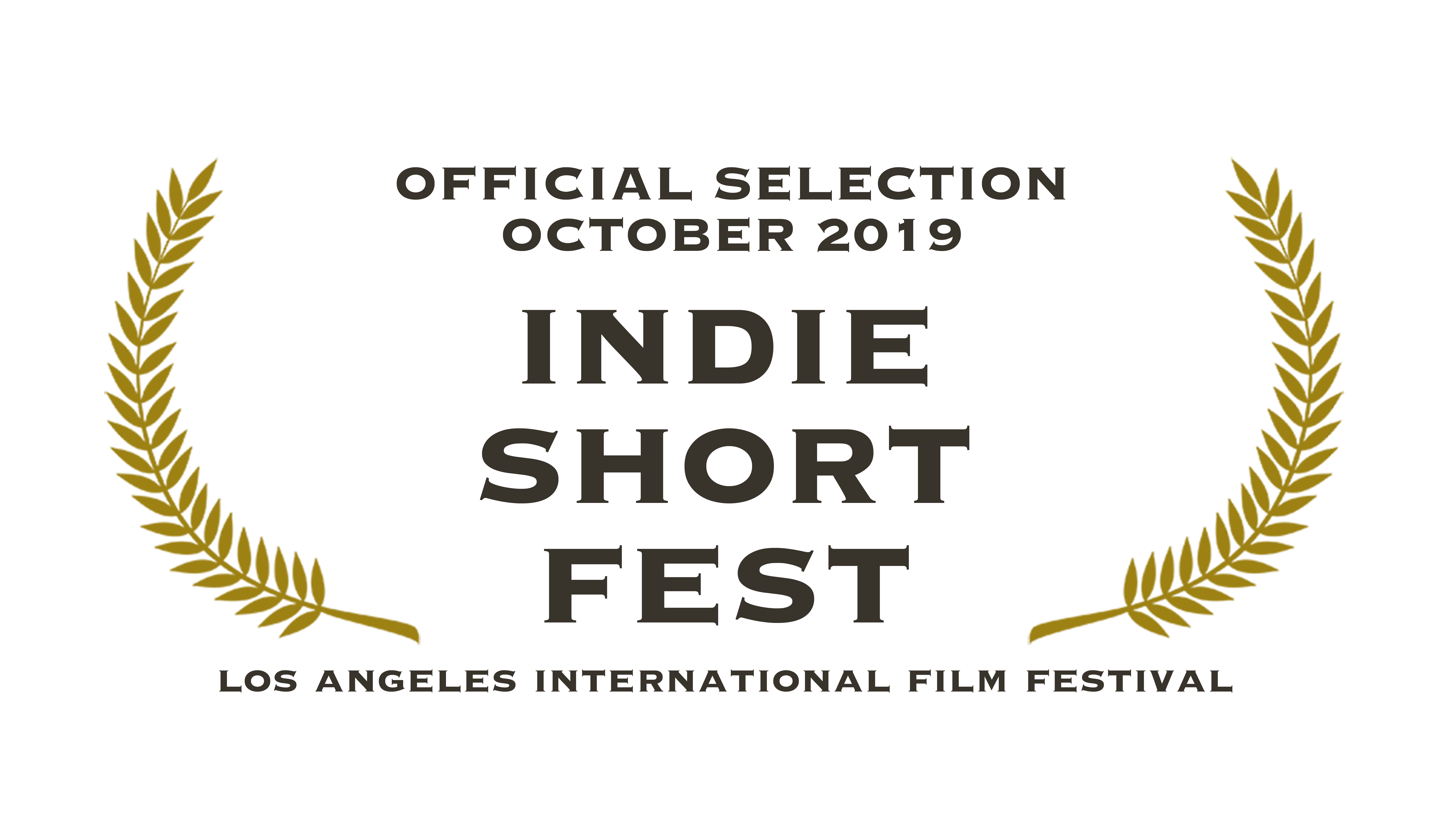 Indie Short Fest ~ Official Selection