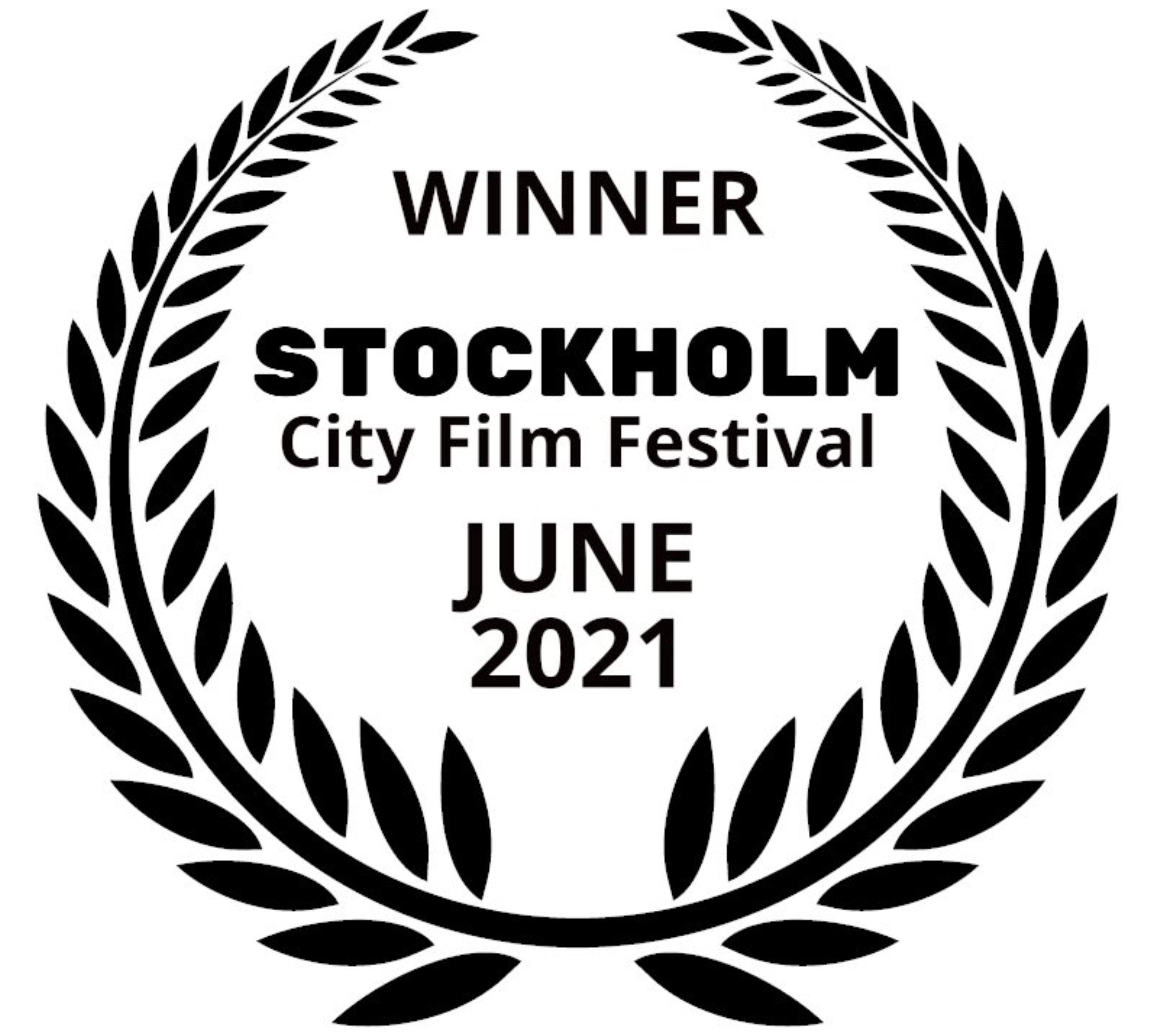 Winner Best Short Documentary, Stockholm City Film Festival
