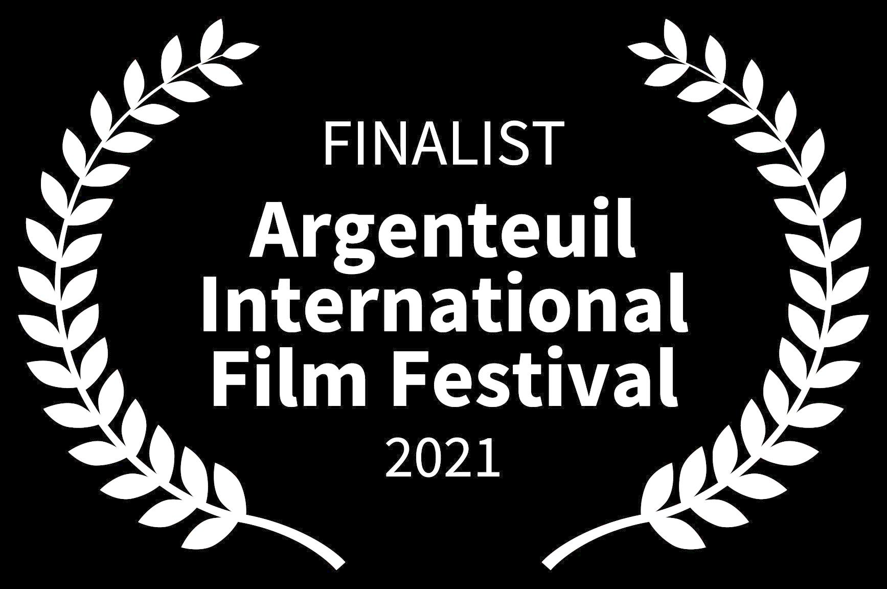 Finalist Argenteuil Int Film Festival