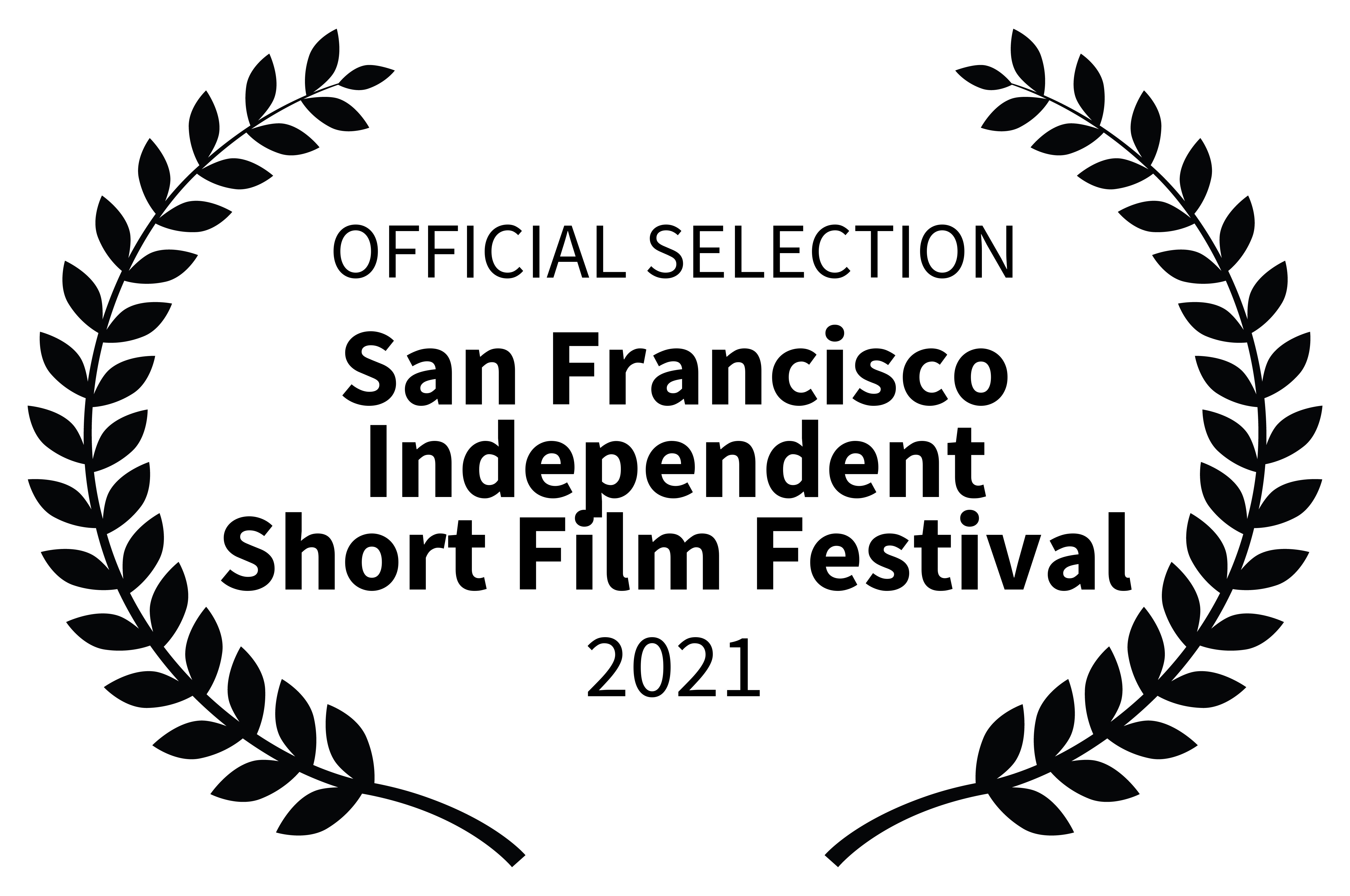 Official Selection, San Francisco Short Film Festival