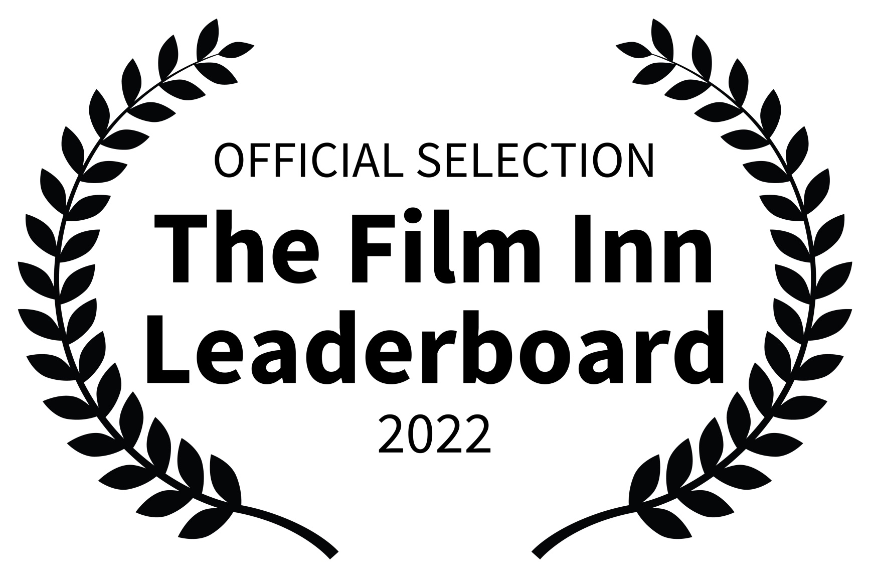 Official Selection, The Film Inn Leaderboard