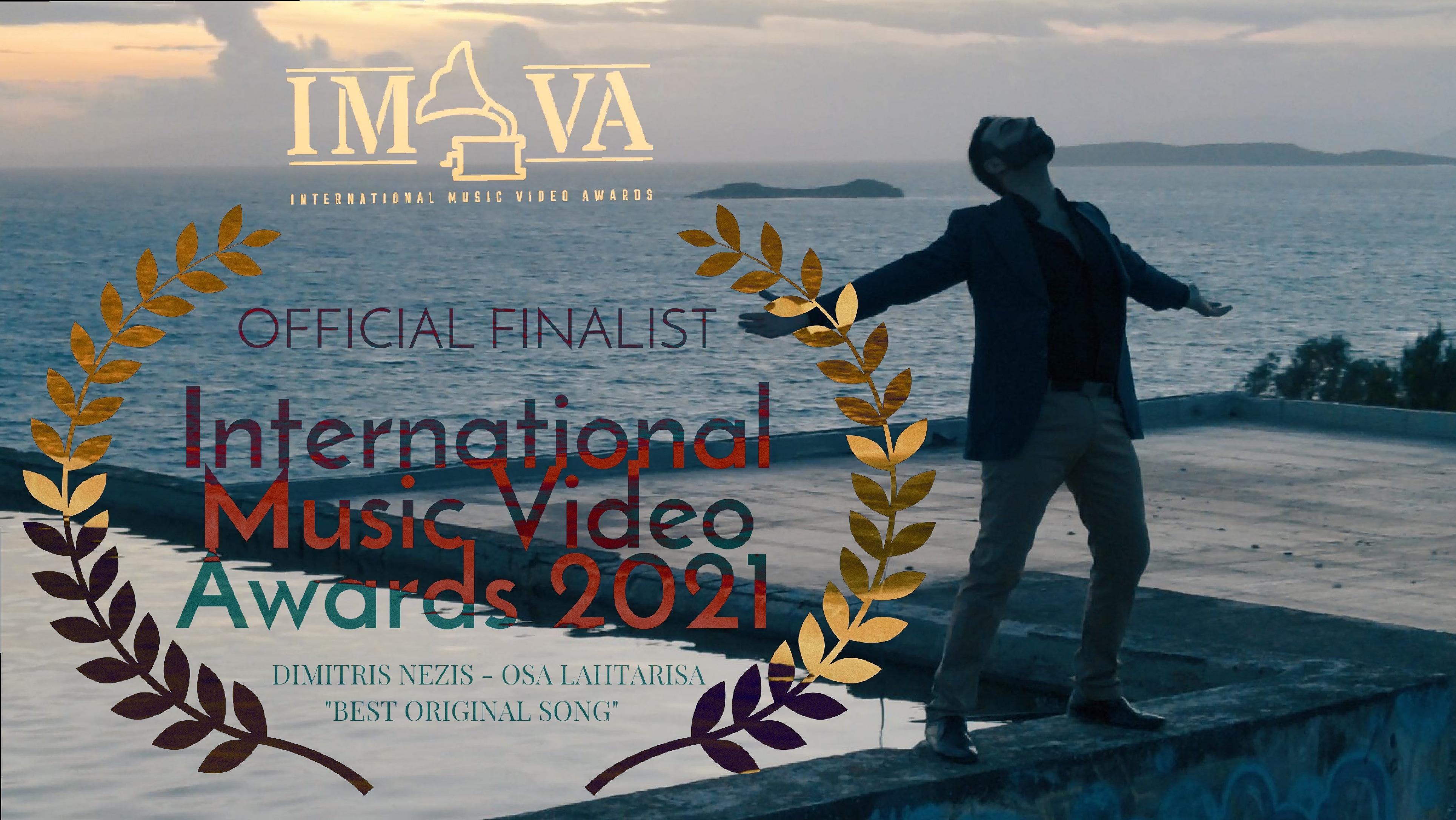 Finalist IMVAwards