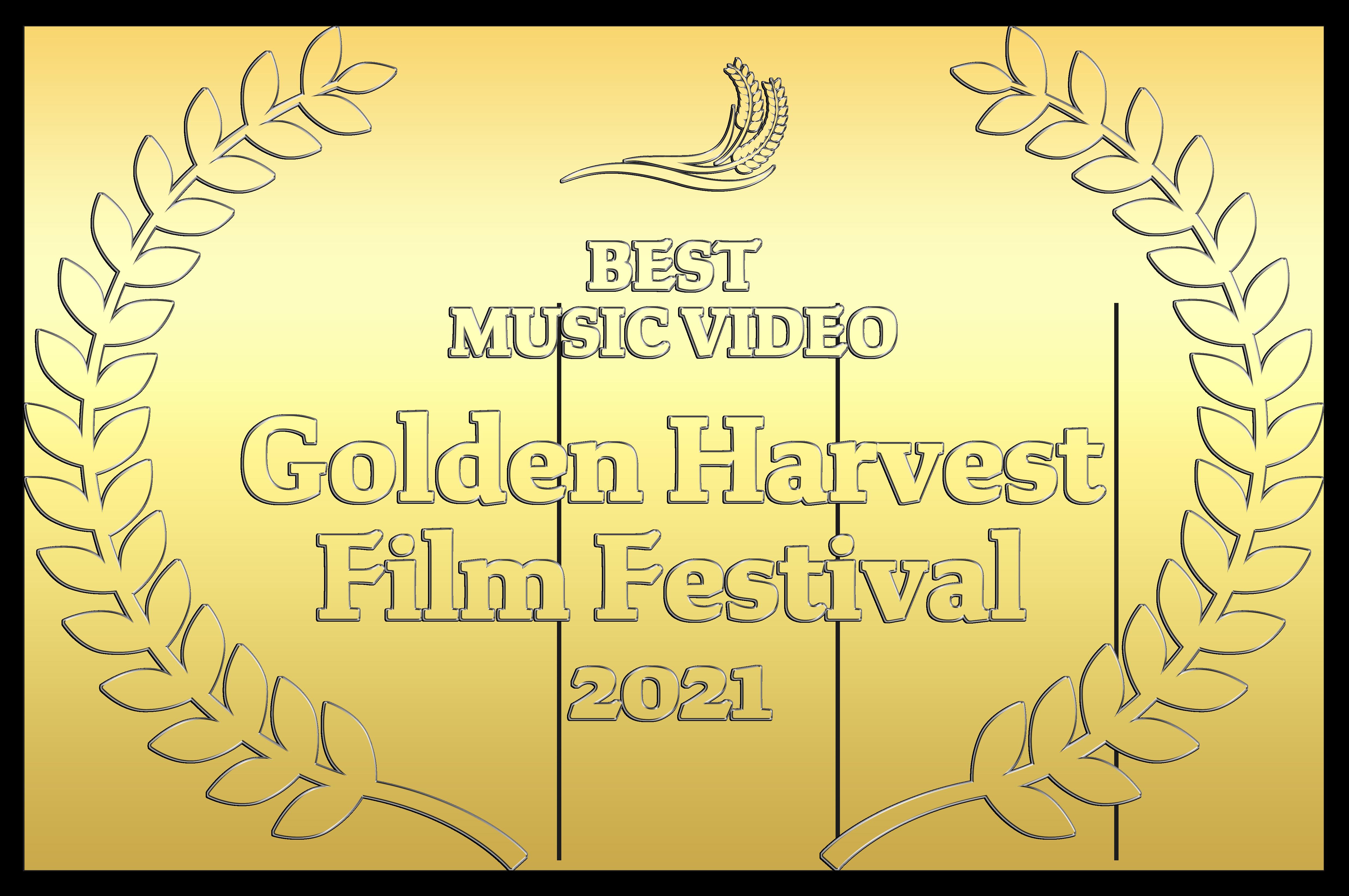 Winner - Golden Harvest Film Festival