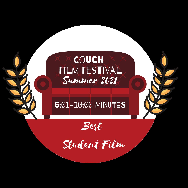 Winner - Couch Film Festival (Best Student Film)
