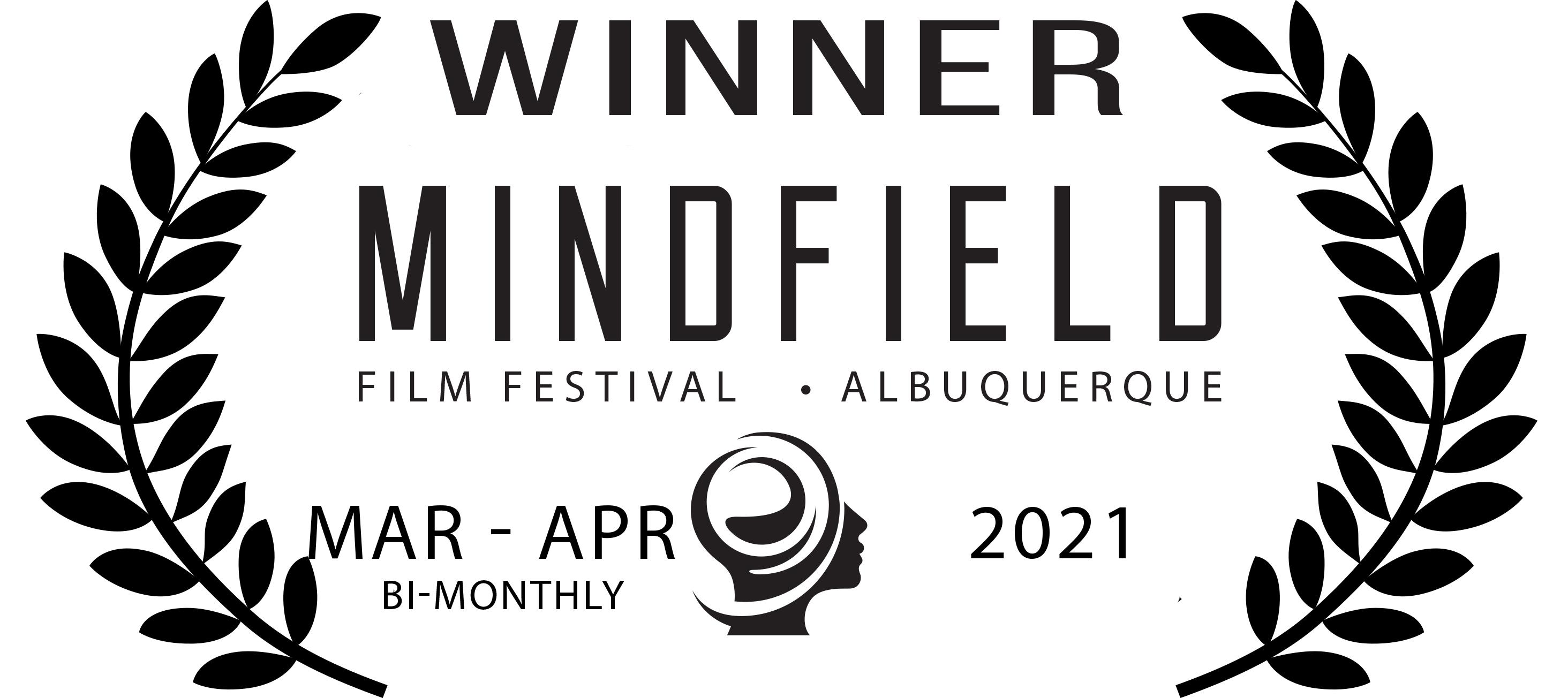 Winner - Mindfield Film Festival - Albuquerqe (Best Music Video / Gold Award))