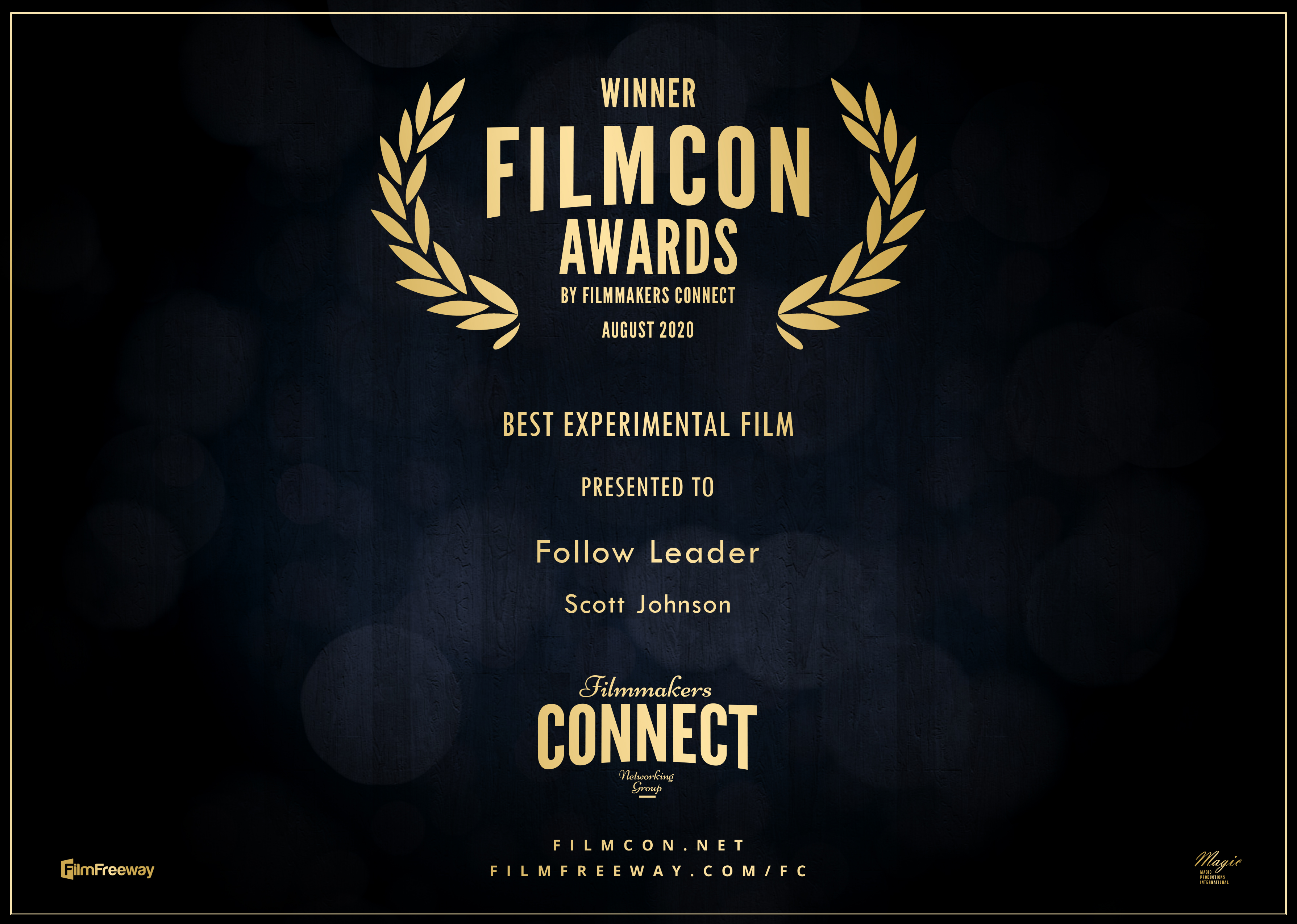 Film Con - Best Experimental Film