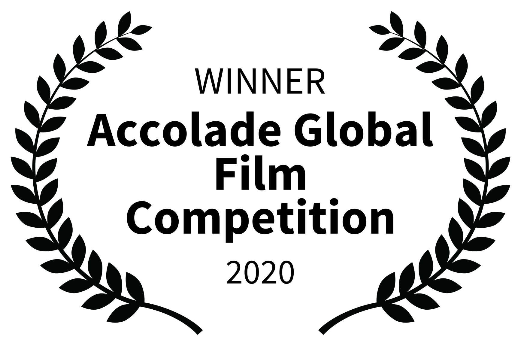 WINNER - Accolade Global Film Competition - 2020
