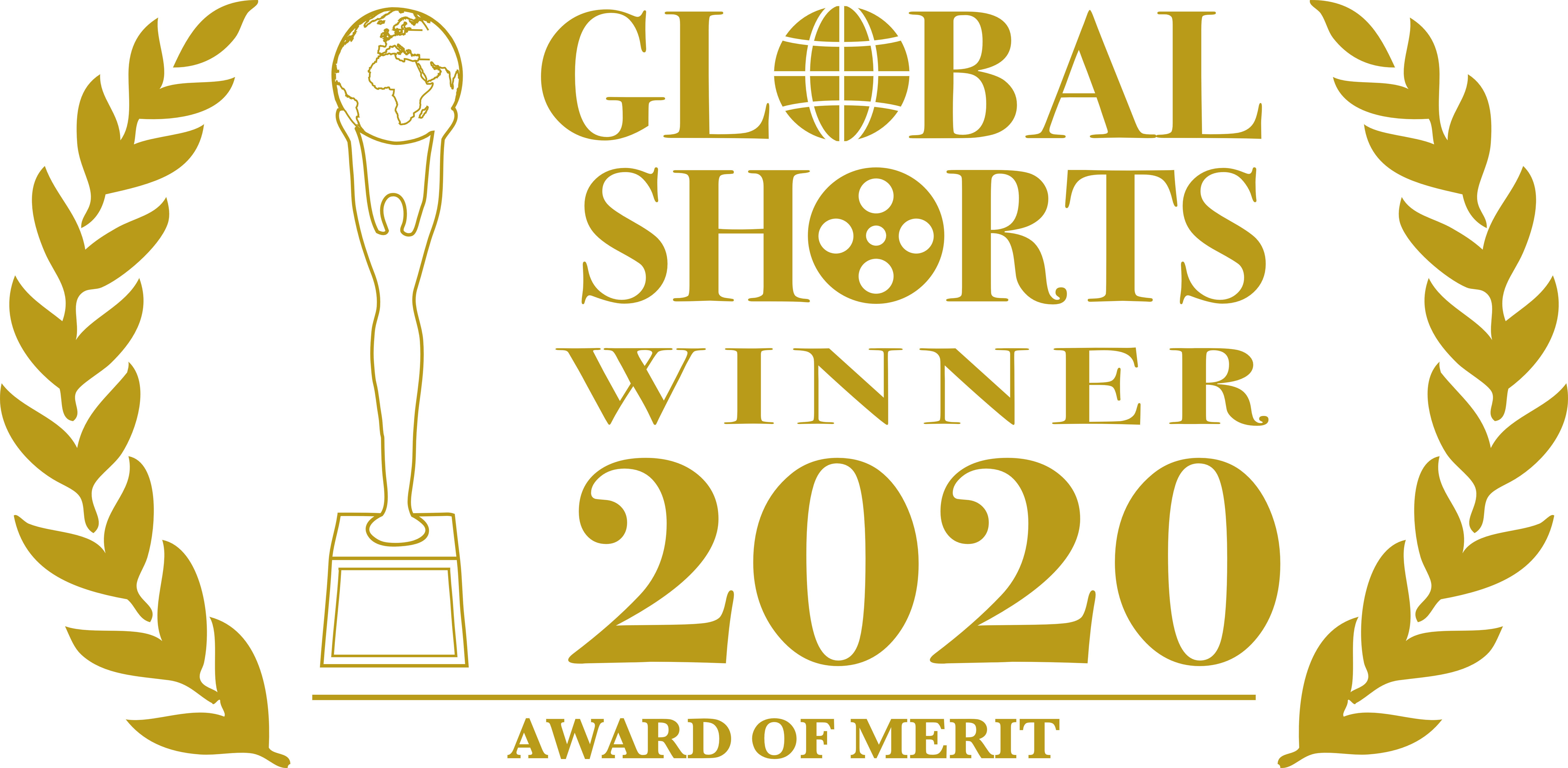 GLOBAL SHORTS 2020 WINNER