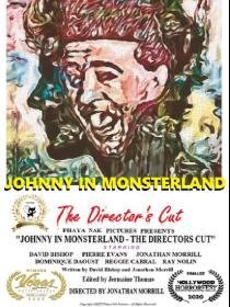 Johnny in Monsterland - The Director's Cut Poster