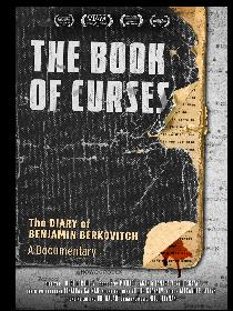 The Book of Curses Poster