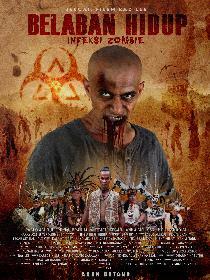 Zombie Infection-Belaban Hidup Poster