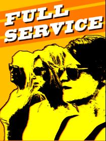 Full Service Poster