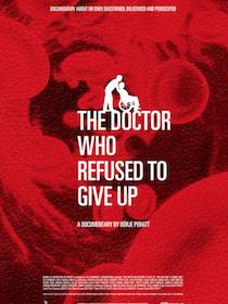 The Doctor Who Refused to Give Up Poster