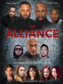 The Alliance 2019 Poster