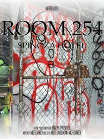 Room 254 Spinoza Hotel Poster