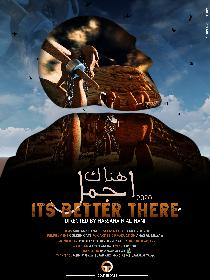 It is Better There Poster
