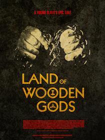 Land of Wooden Gods (script) Poster