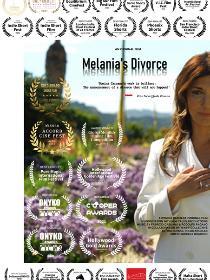 MELANIA'S DIVORCE Poster
