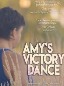 Amy's Victory Dance Poster