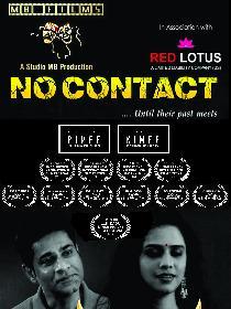 NO CONTACT Poster
