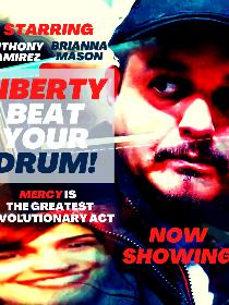 LIBERTY BEAT YOUR DRUM! Poster