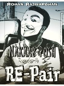 Nakaab-Posh Lesson-1: RE-Pair Poster
