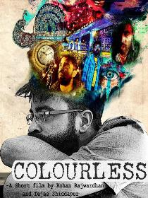 Colourless Poster