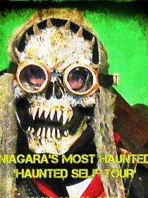 HAUNTED NIAGARA GHOST TOUR Poster
