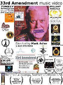 33rd Amendment Poster