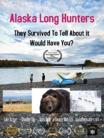 Alaska Long Hunters Poster